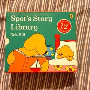 Spots story library